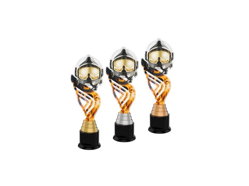 Acrylic  trophy ACTA001M22