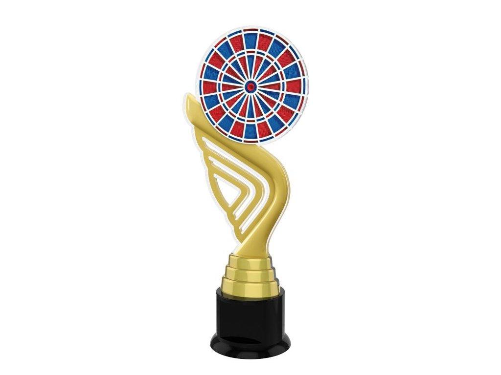 Acrylic trophy ACTA001M4