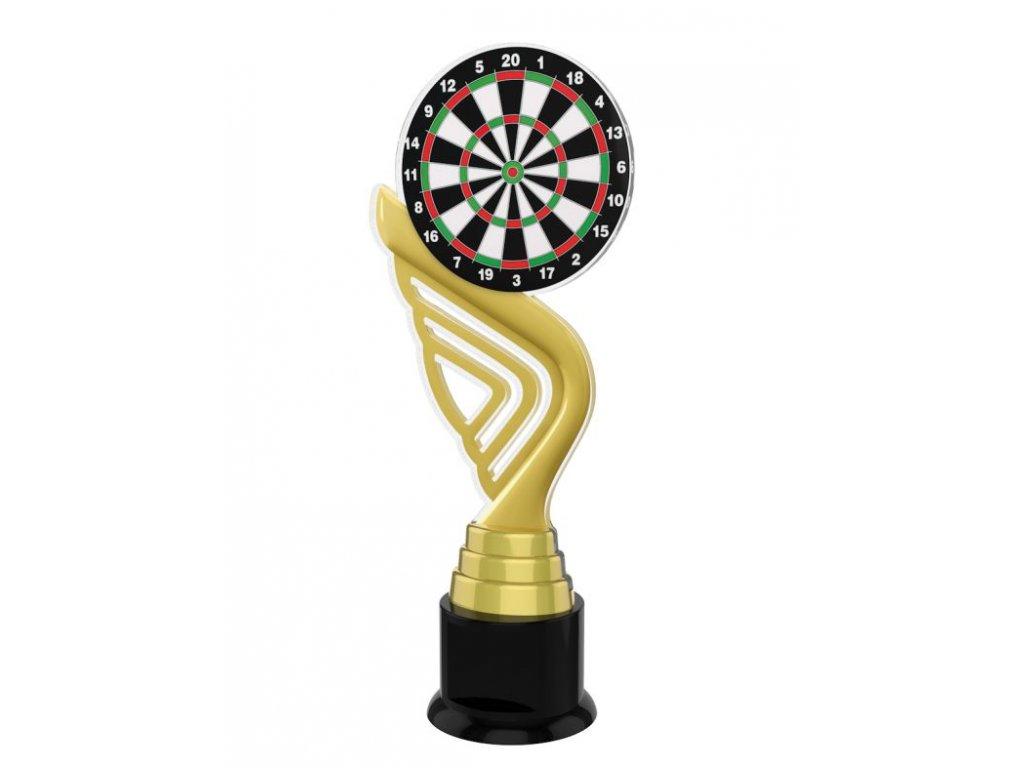 Acrylic  trophy ACTA001M6