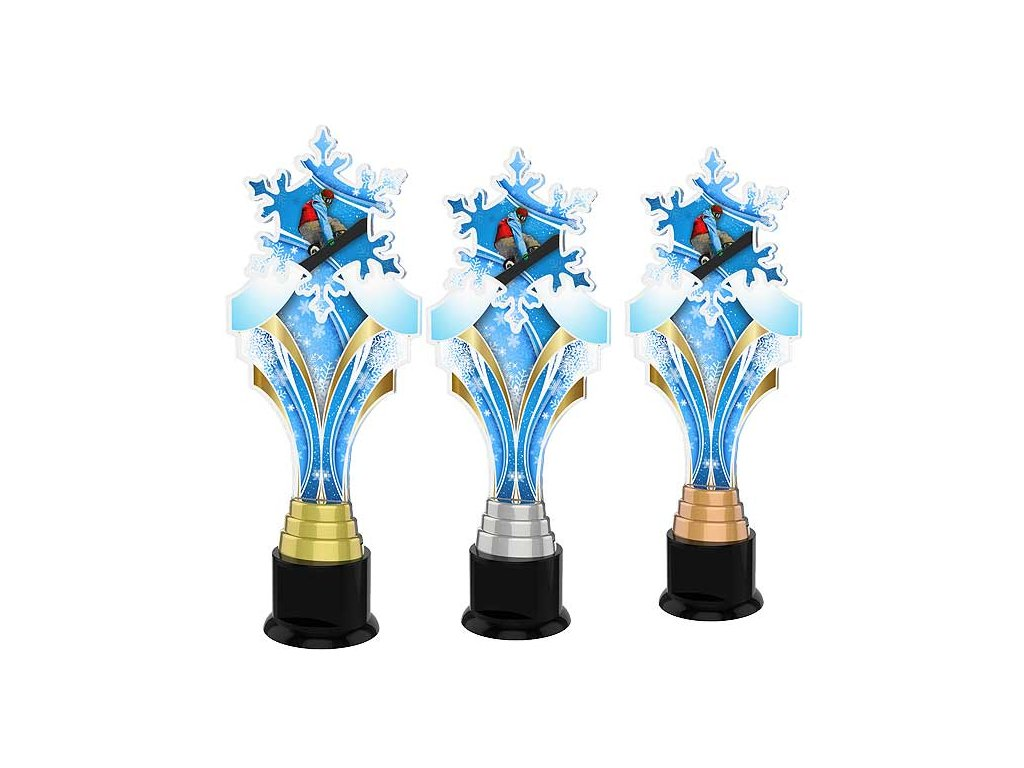 Acrylic trophy ACTKS0012