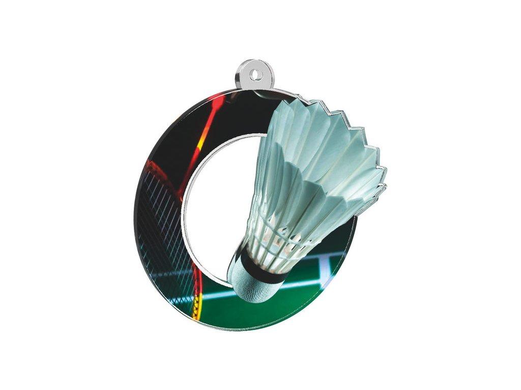 Acrylic medal MDA0010M06