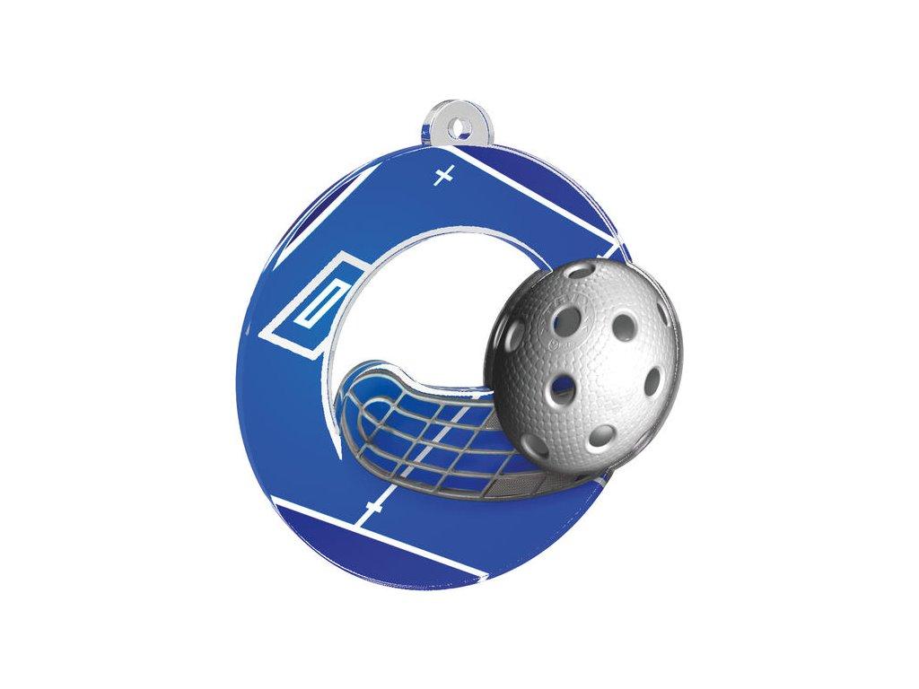 Acrylic medal MDA0010M07