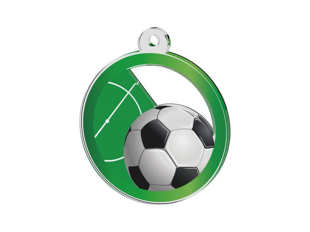 Acrylic medal MDA20M45