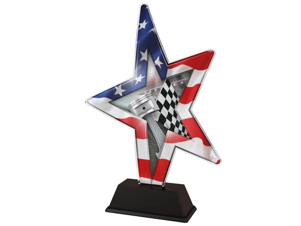 Hvezda Amerika 13