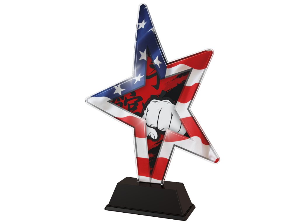 Hvezda Amerika 15
