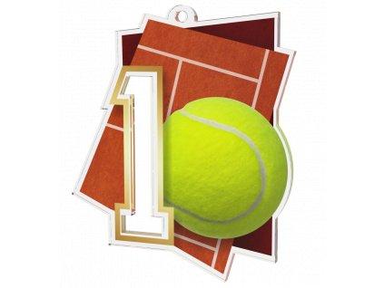 Medaile NCUF1 Tenis A