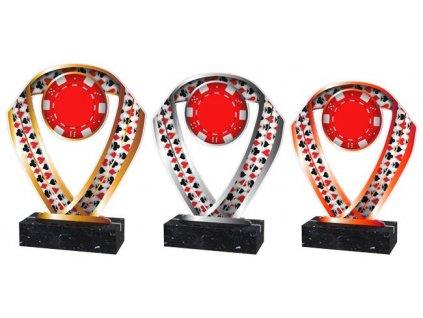 Acrylic trophy ACR001M11