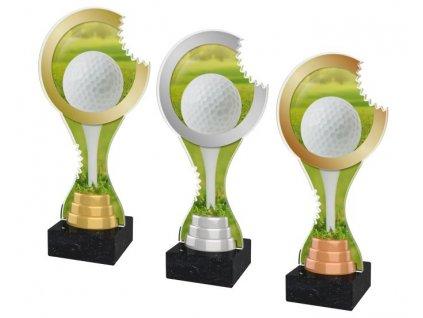 Acrylic trophy ACBTM01