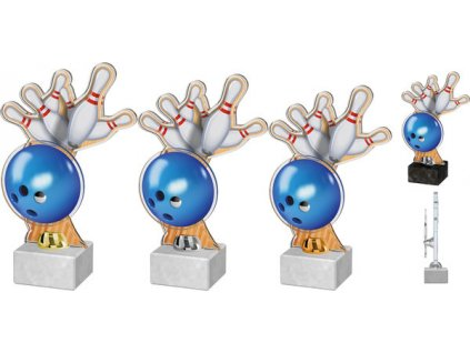 Acrylic  trophy ACTD0011