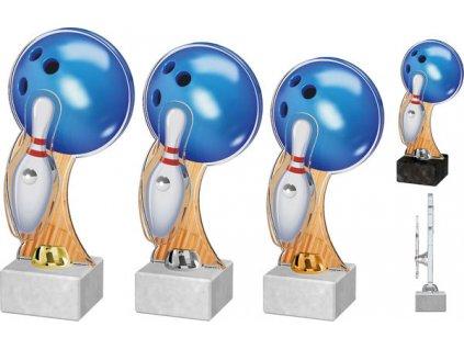 Acrylic  trophy ACTD0012M1