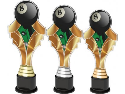 Acrylic  trophy ACTK0002