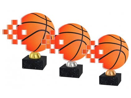 Acrylic trophy ACUB002M1