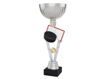 Acrylic trophy ACUPSILVM02