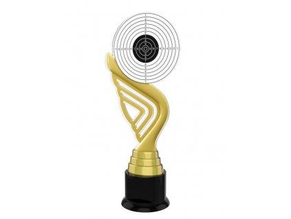 Acrylic  trophy ACTA001M10