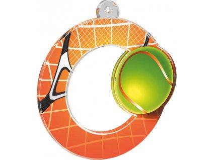 Acrylic medal MDA0010M02