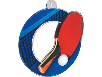 Acrylic medal MDA0010M05