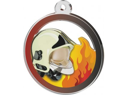 Acrylic medal MDA20M46