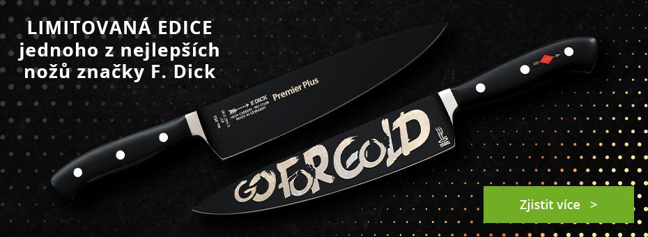 Friedr Dick Go For Gold limitovaná edice
