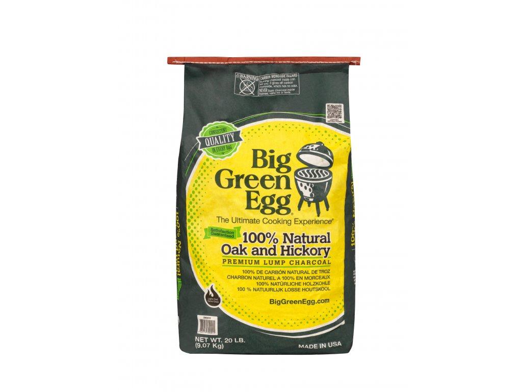 Big Green Egg uhlí, podpalovače a špalíky na uzení