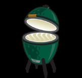 Keramické grily, udírna a pec Big Green Egg - jiný gril už chtít nebudete!
