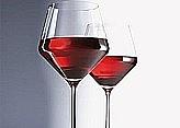 Skleničky na červené víno