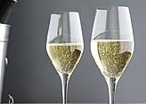 Skleničky na bílé víno