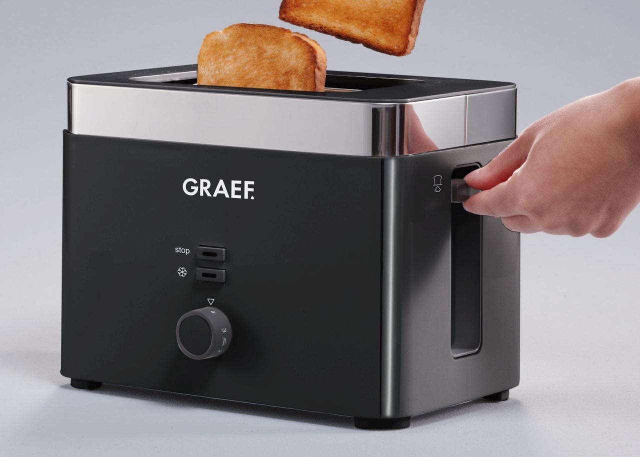 Toastovače Graef