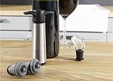 Vakuové pumpy na víno