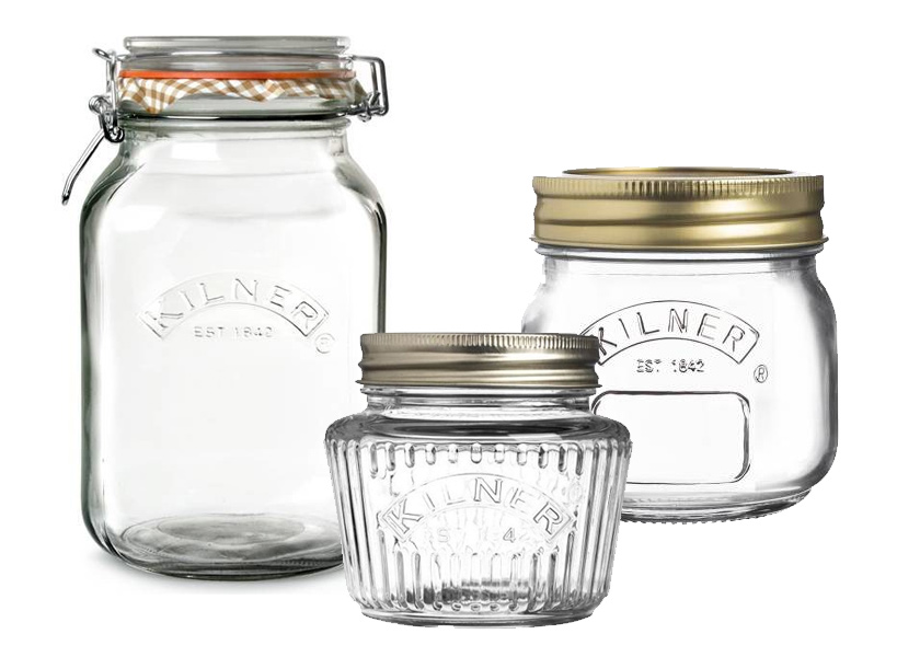 Zavařovací sklenice