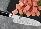 Santoku nože