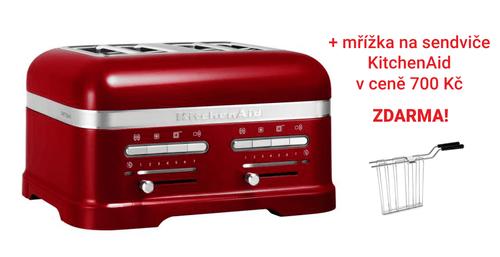 kitchenaid-toustovac-artisan-5kmt4205-cervena-metaliza-set-500