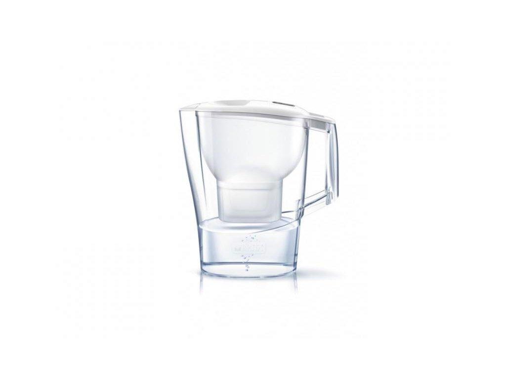 Brita filtrační konvice Aluna Cool Memo bílá 2,40 l