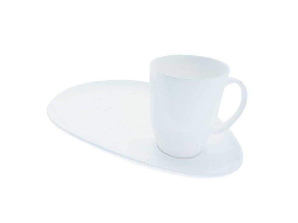 Maxwell&Williams  White Basics sada na snídaně, 2díilná