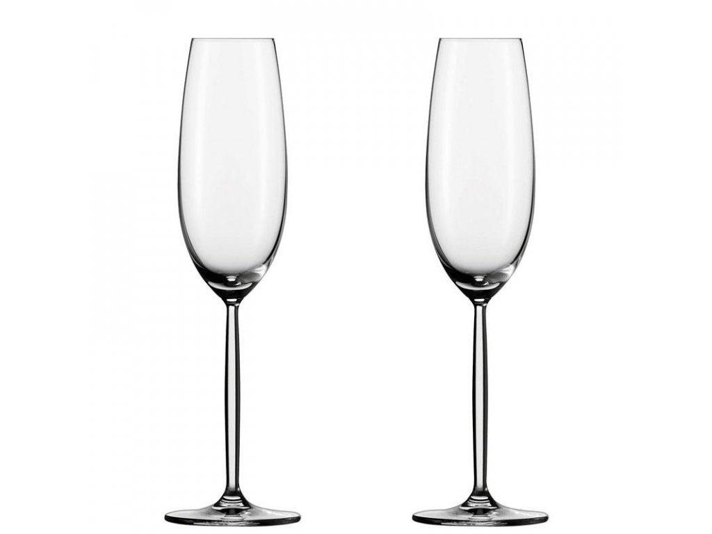 Schott Zwiesel Diva Champagne, sada 2 ks