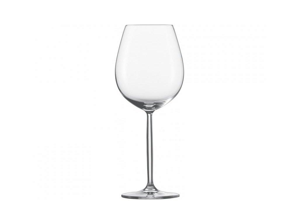 Zwiesel Kristallglas Diva voda a červené víno, Schott Zwiesel MJ: 1 kus