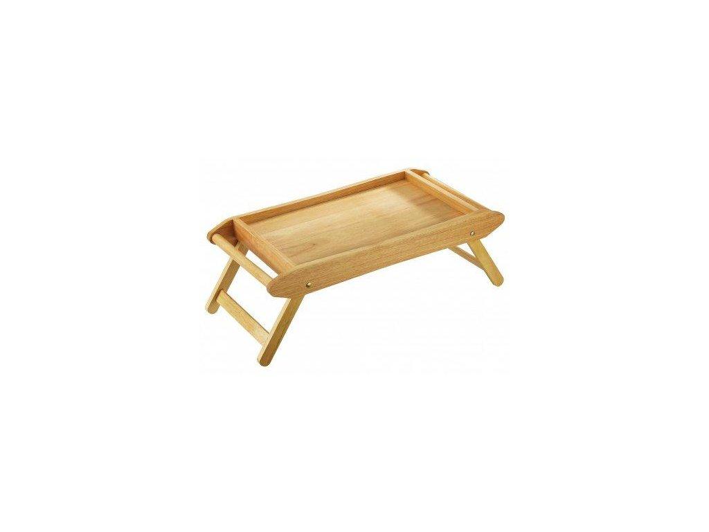 ZASSENHAUS Servírovací stolek přírodní 69 x 35 cm
