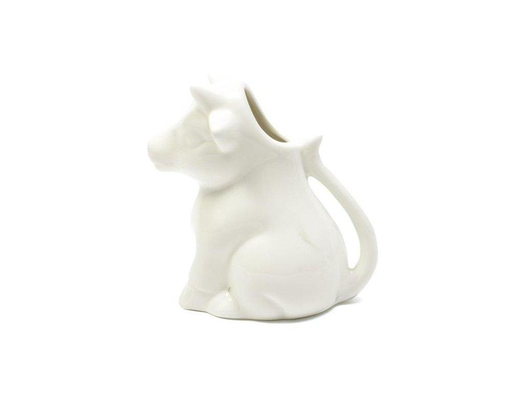 Maxwell&Williams WHITE BASICS Nádoba na smetanu Kráva 100 ml