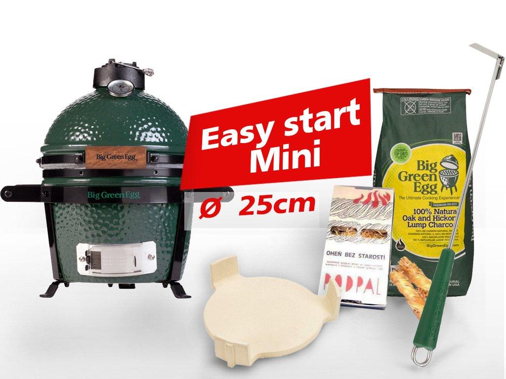 Big Green Egg Balíček Easy start Mini
