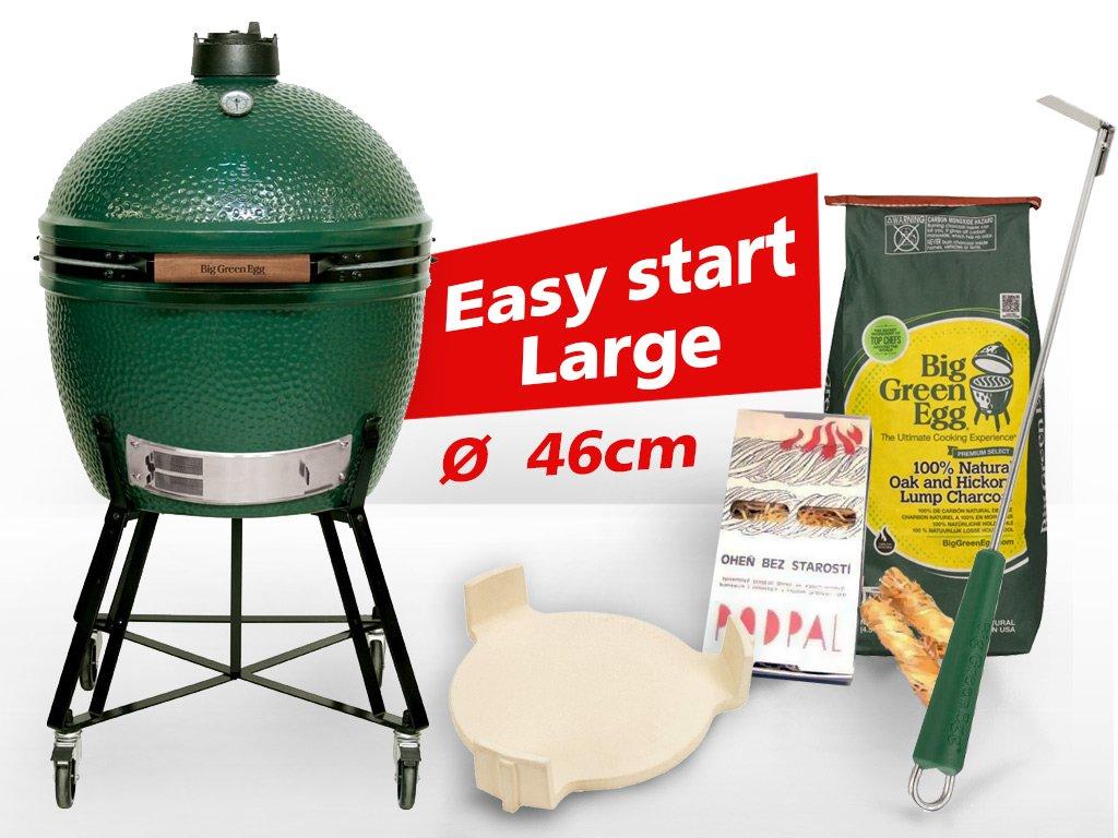 Big Green Egg Balíček Easy start Large