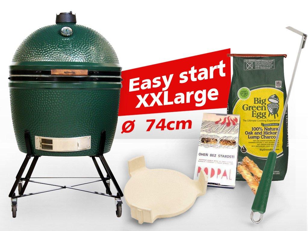 Big Green Egg Balíček Easy start XXLarge