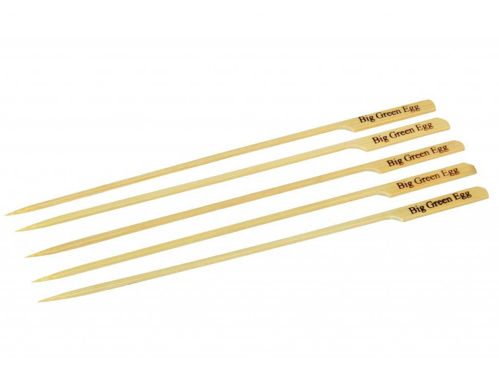 Bambusové špízy 25 ks