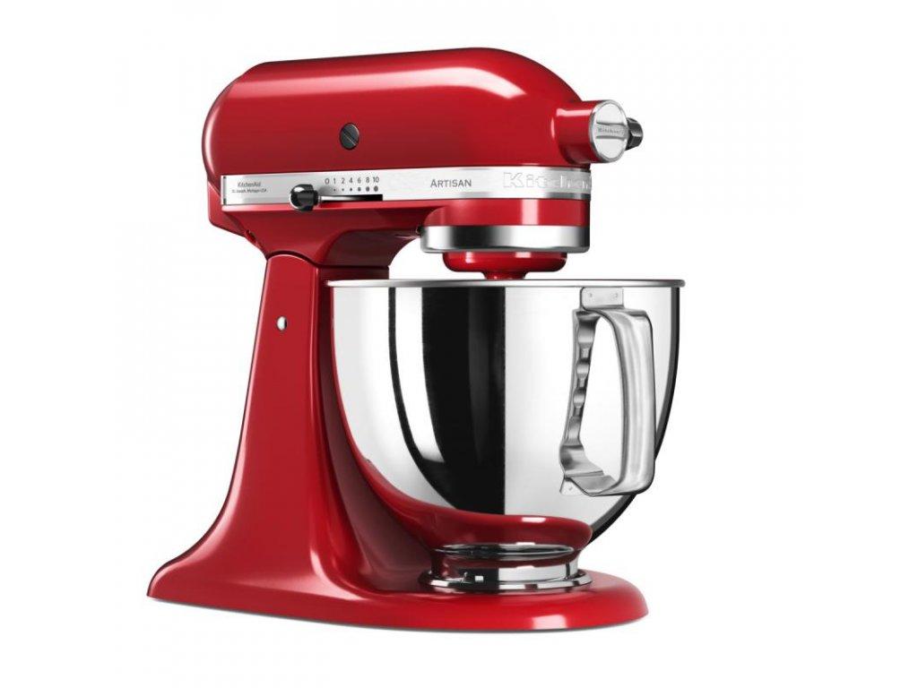KitchenAid Kuchyňský robot Artisan královská červená 5KSM125EER