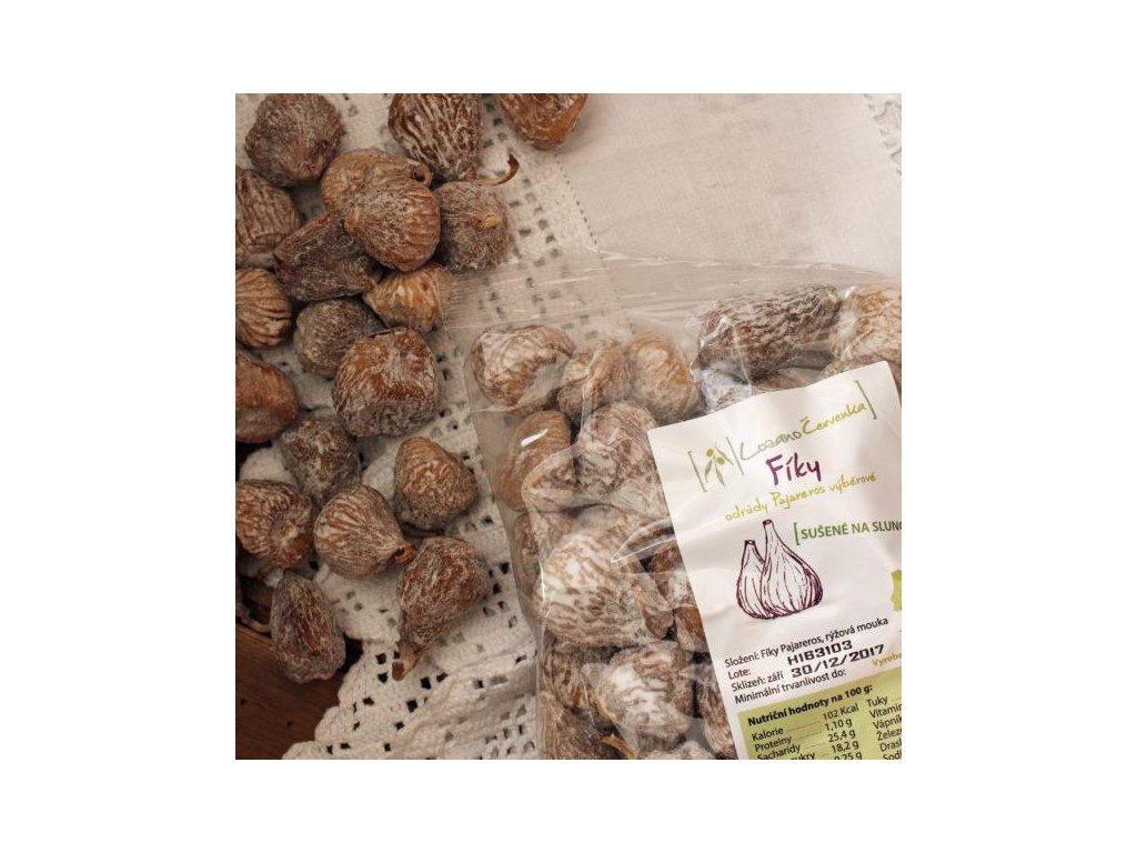 LozanoČervenka Sušené fíky, 500 g