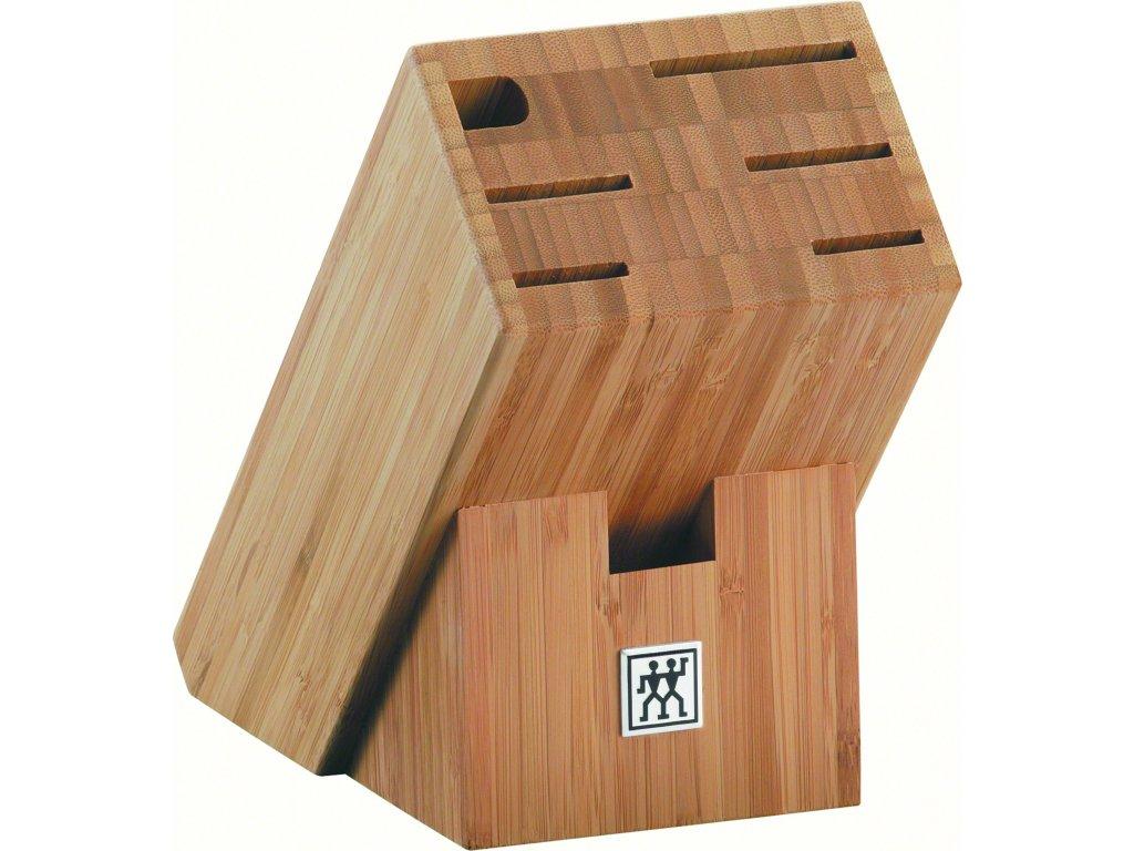 Zwilling  Blok na nože – na 7 ks, bambus