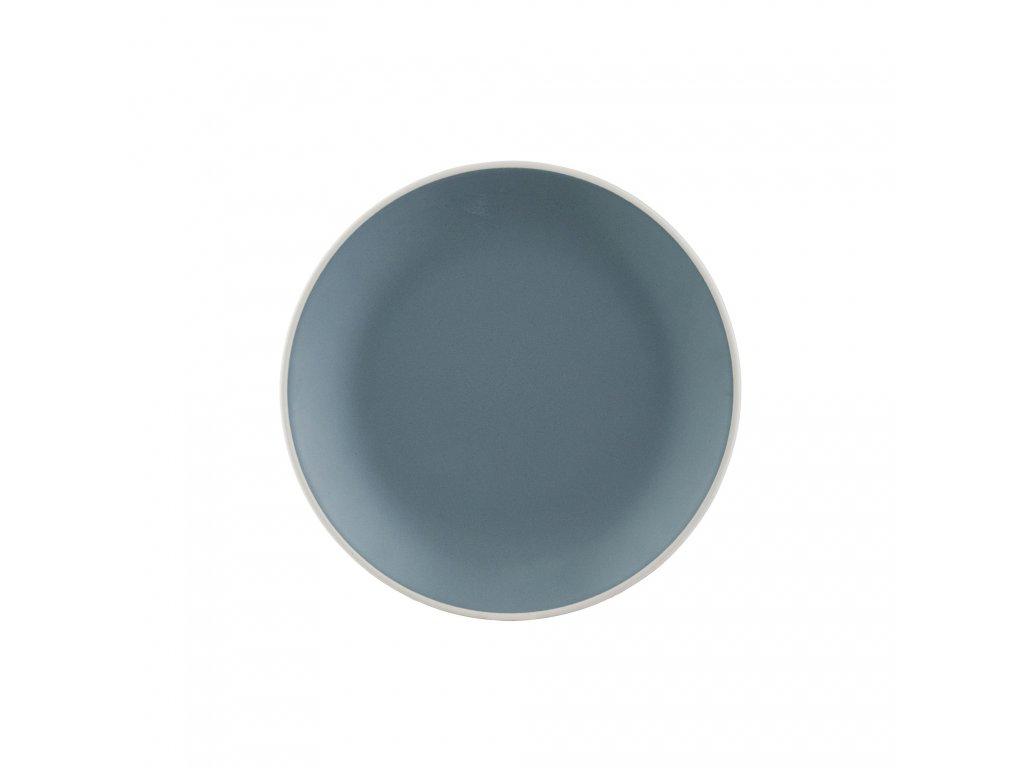 Mason Cash Classic šedý kameninový dezertní talíř, 20,5 cm 2001.905 1