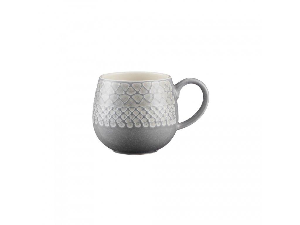 Mason Cash Impression Mugs hrnek šedý, 350 ml 2001.881 1