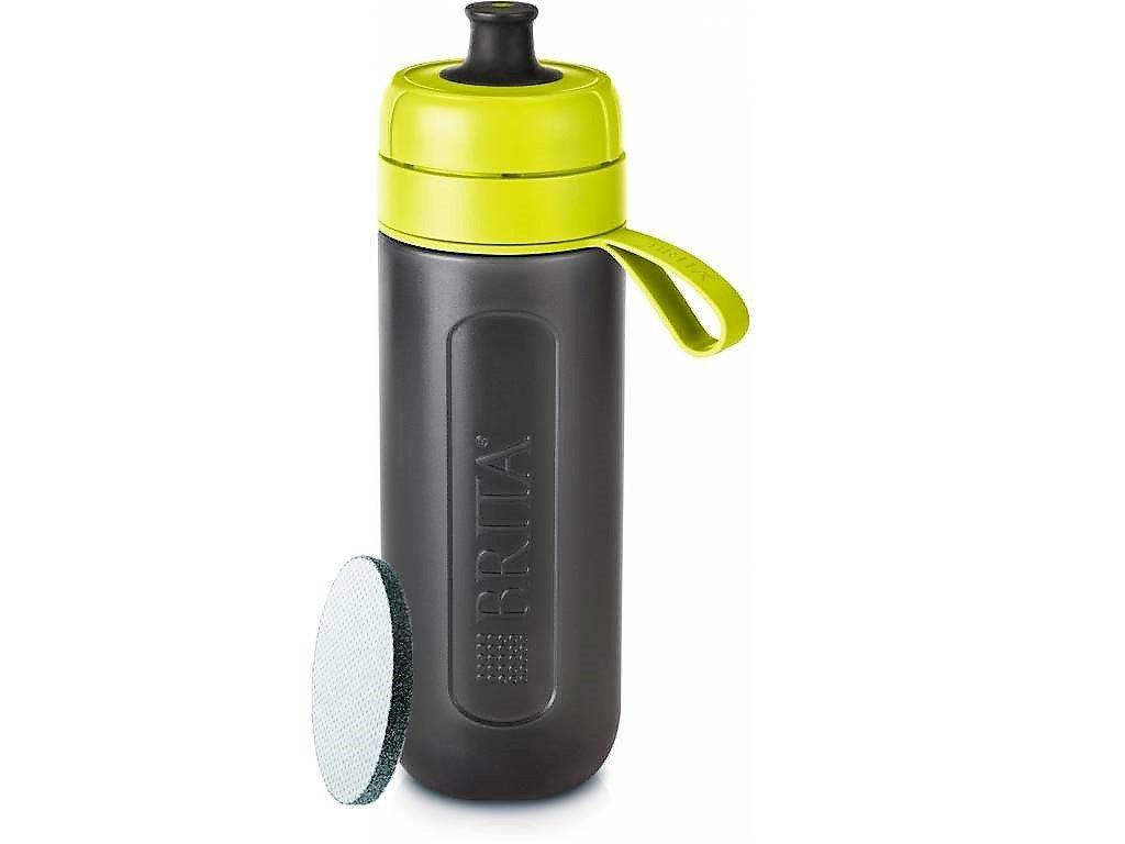 Brita Fill&Go Active filtrační láhev na vodu limetková 1