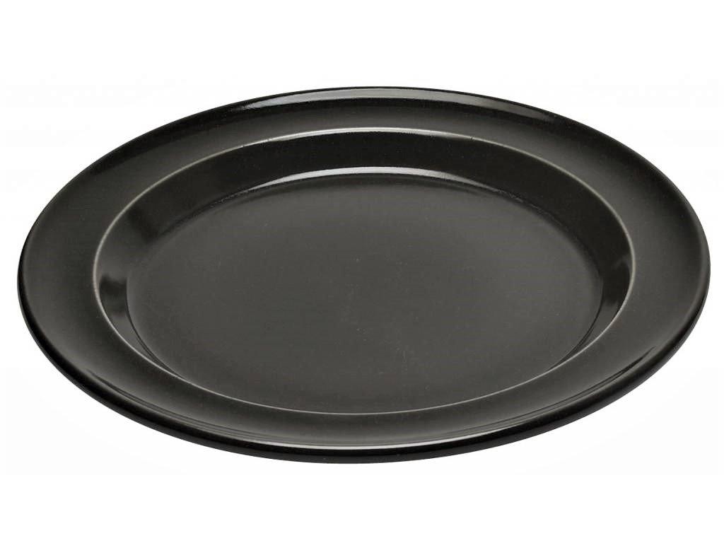 Emile Henry talíř dezertní pepřový 21 cm
