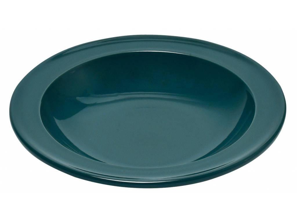 Emile Henry polévkový talíř mákový 22 cm