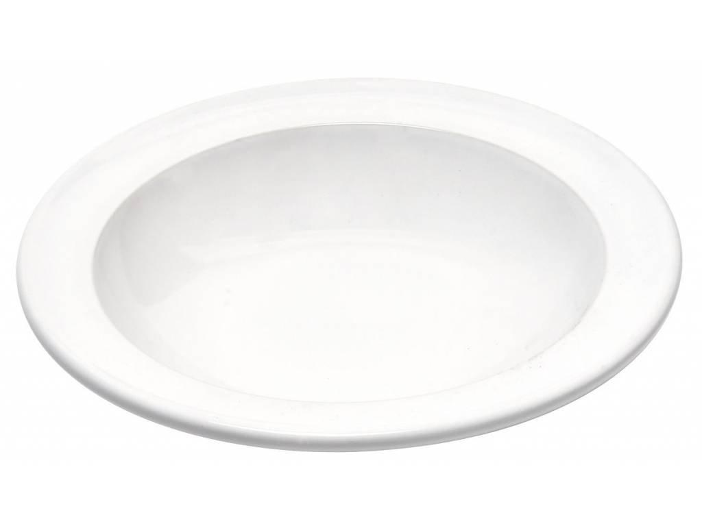 Emile Henry polévkový talíř nugátový 22  cm